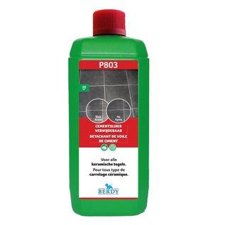 Berdy P803 Cementsluierverwijderaar