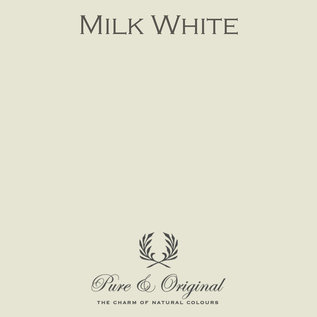 Pure & Original Fresco Kalkverf Melkwit