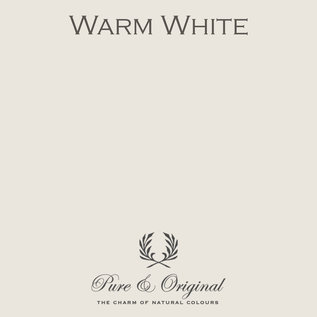Pure & Original Fresco Kalkverf Warm Wit