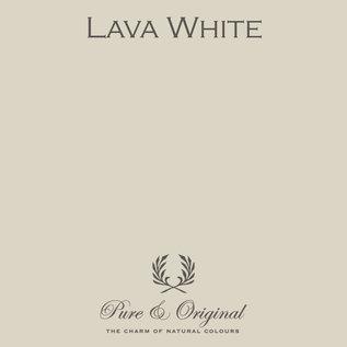 Pure & Original Fresco Kalkverf Lava Wit