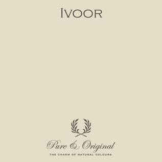 Pure & Original Fresco Kalkverf Ivoor