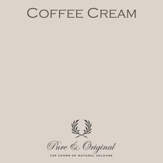 Pure & Original Fresco Kalkverf Koffiecrème