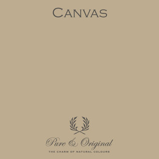 Pure & Original Fresco Kalkverf Canvas