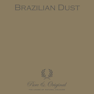 Pure & Original Fresco Kalkverf Braziliaans Stof