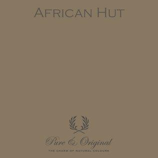 Pure & Original Fresco Kalkverf Afrikaanse Hut