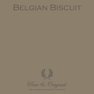 Pure & Original Fresco Kalkverf Belgische Biscuit