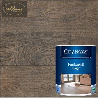 Ciranova Hardwaxoil Magic Carbon 8519 (Koolstof)
