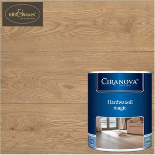 Ciranova Hardwaxoil Magic Grey 8638 (Grijs)