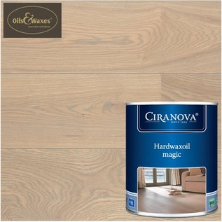 Ciranova Hardwaxoil Magic Old Grey 8225 (Oud Grijs)