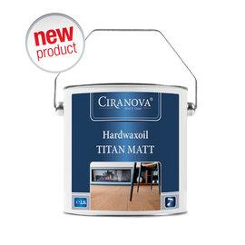 Ciranova Hardwaxoil Titan