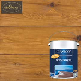 Ciranova Decking Oil Light Oak
