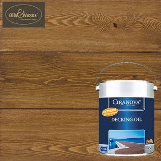 Ciranova Decking Oil Dark Oak 7636 (Donkere Eik)