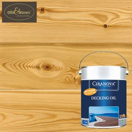 Ciranova Decking Oil Clear