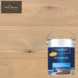 Ciranova Decking Oil Light Grey 7728 (Licht Grijs)