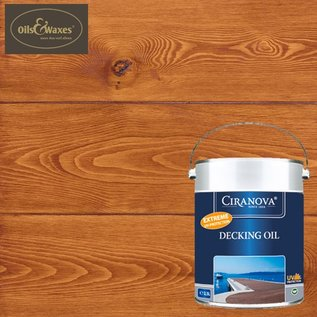 Ciranova Decking Oil Bankirai 7725