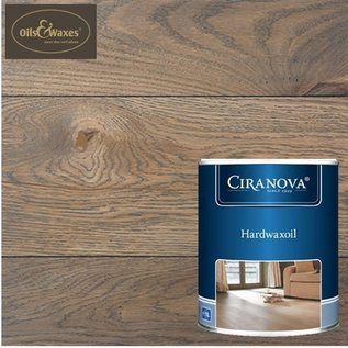 Ciranova Hardwaxoil Dark Grey 5667 (Donker Grijs)