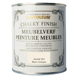 Rust-Oleum Chalky Finish Meubelverf Antiek Wit