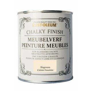 Rust-Oleum Chalky Finish Meubelverf Slagroom (Clothed Cream)