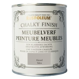 Rust-Oleum Chalky Finish Meubelverf Kiezel (Flint)
