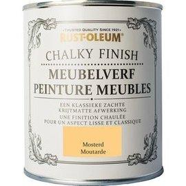 Rust-Oleum Chalky Finish Meubelverf Mosterd