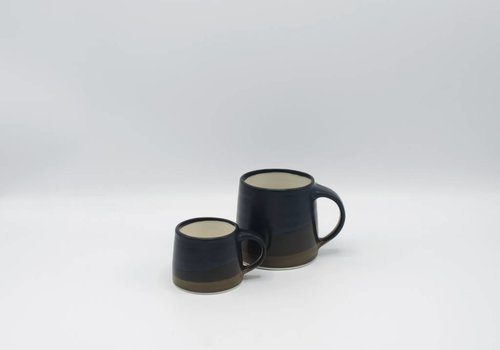 Kinto Black x Brown Kinto Mug