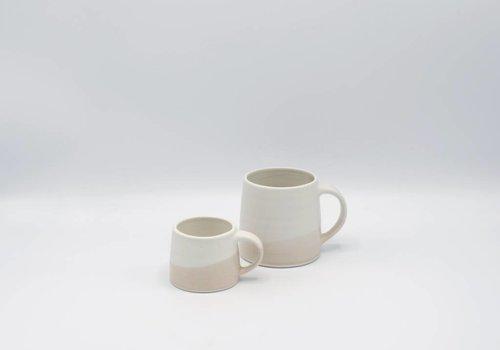 Kinto White x Pink Kinto Mug