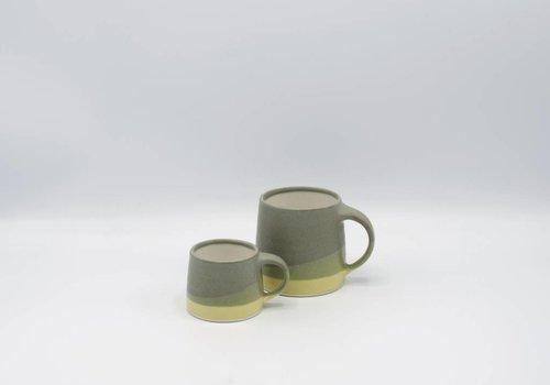 Kinto Moss Green x Yellow Kinto