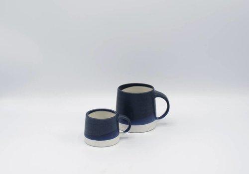 Kinto Navy x White Kinto Mug