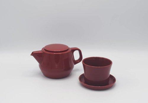 Kinto Tea for One: Rood