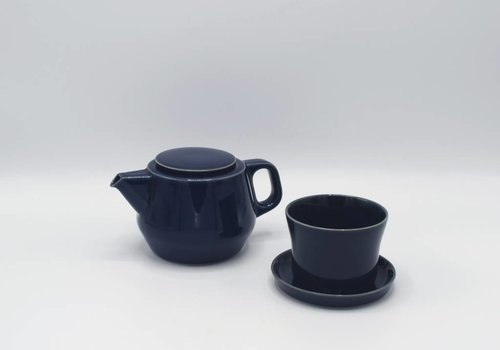 Kinto Tea for One: Donkerblauw