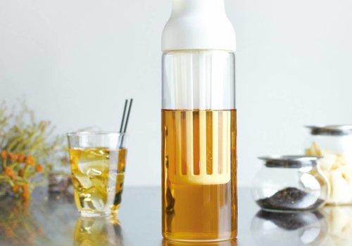 Kinto Capsule Cold Brew Carafe: White