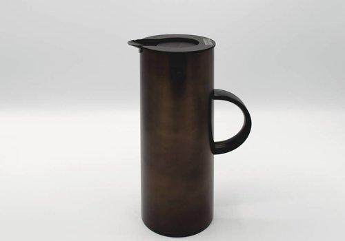 Stelton Stelton - EM77 thermos (chroom bruin)