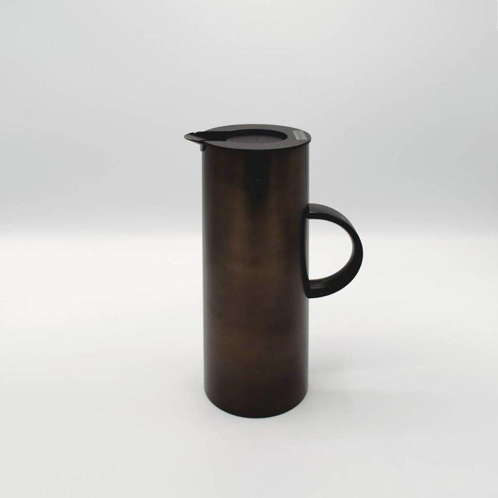 EM77 thermos (chroom bruin)