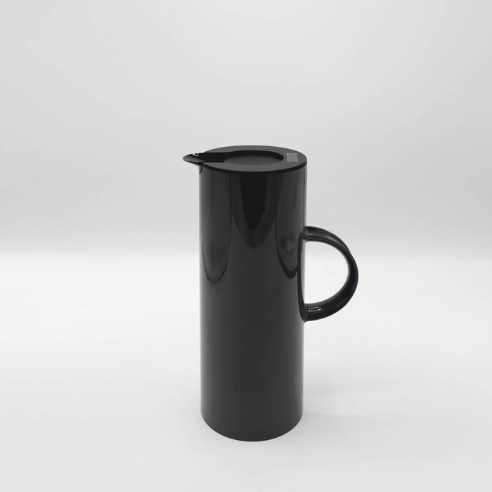 stelton EM77 vacuum jug - zwart