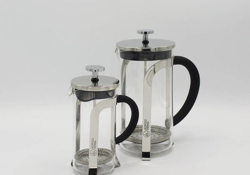 Leopold Vienna Leopold Vienna - French Press (Staal/glas)