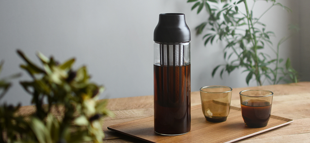 Capsule Cold Brew Carafe (Bruin)