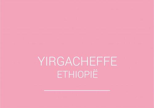 Cuperus Yirgacheffe - Ethiopië - Gemalen