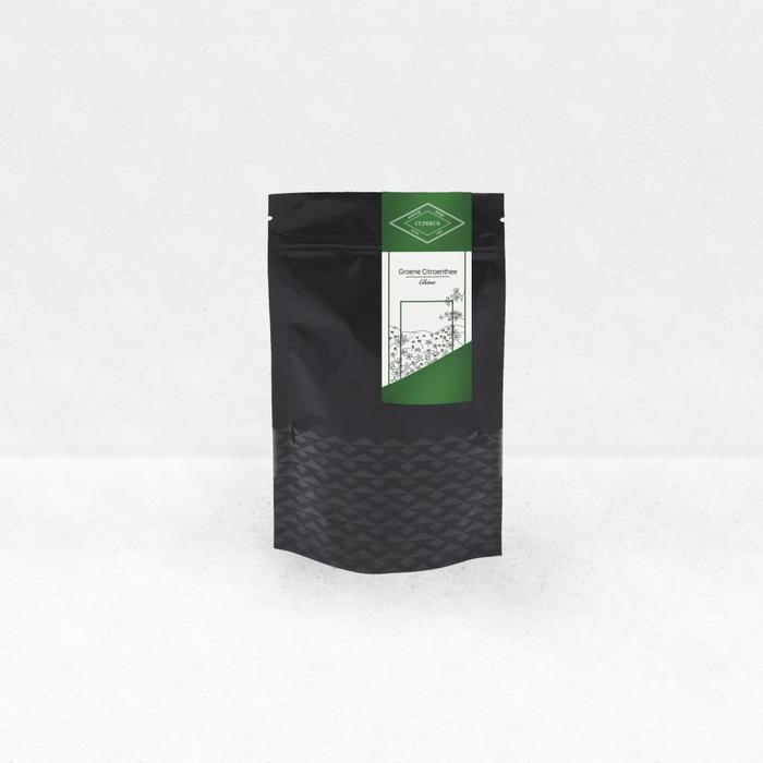 Groene citroenthee - 100g