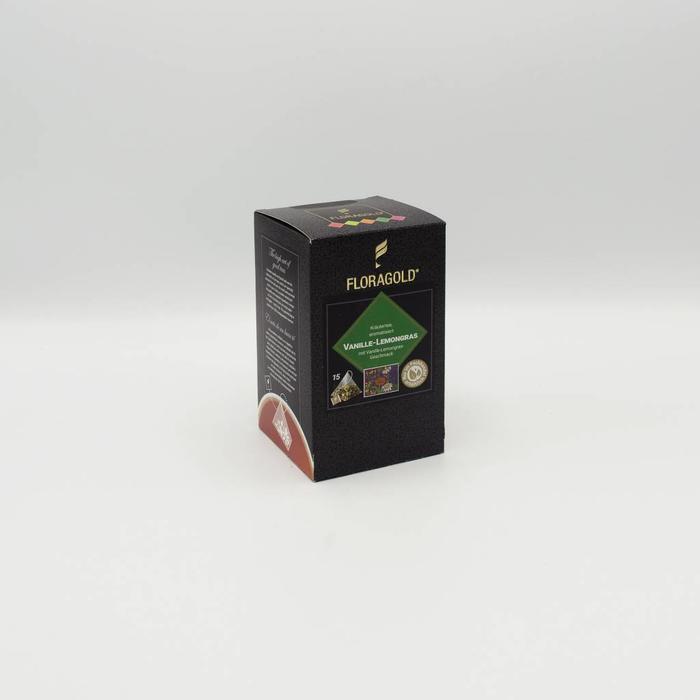 Vanille-lemongrass