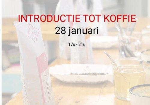 Cuperus Introductie tot koffie 28 januari