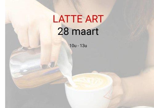 Cuperus Latte art 28 maart