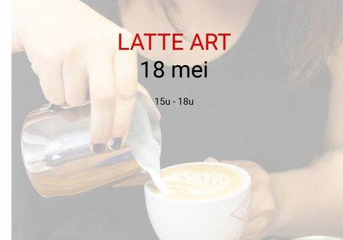 Cuperus Latte art 18 mei
