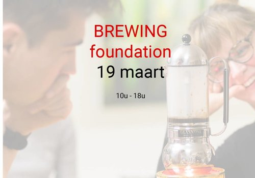 Cuperus Brewing Foundation 19 maart