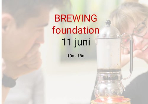 Cuperus Brewing Foundation 11 juni