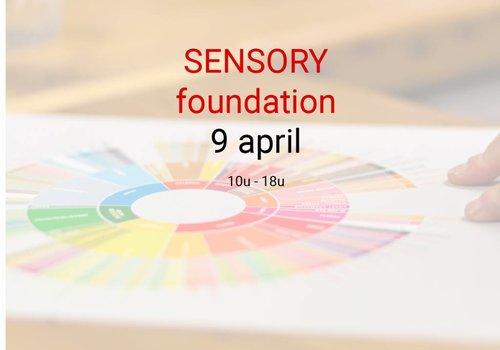 Cuperus Sensory Skills Foundation 9 april