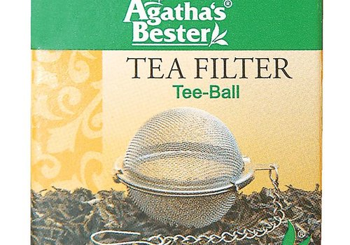 Agatha's Bester Thee Filter - Theebal (Ø 45mm)