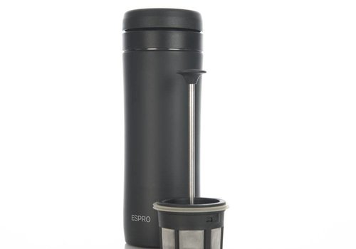 Espro Espro Travel Press (Zwart)