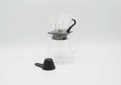 Hario Hario Coffee Brewing Kit (Zwart)