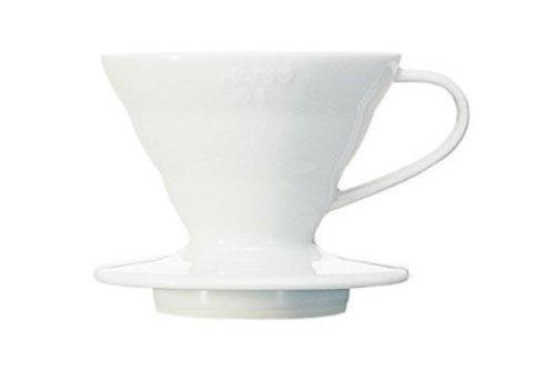 Hario Hario Dripper plastic (Wit)