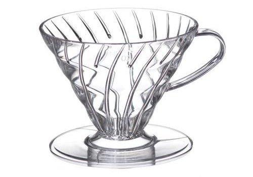 Hario Hario Dripper plastic (Transparant)